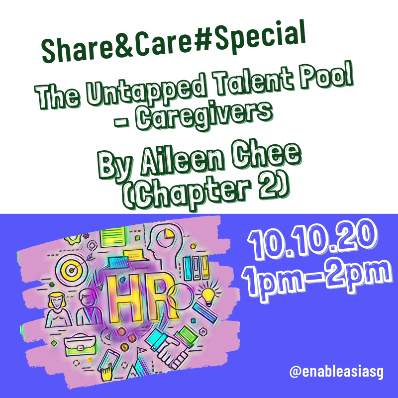 Share & Care#Special: HR Special