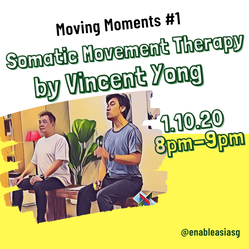 Moving Moments#1: Somatic Movement Therapy