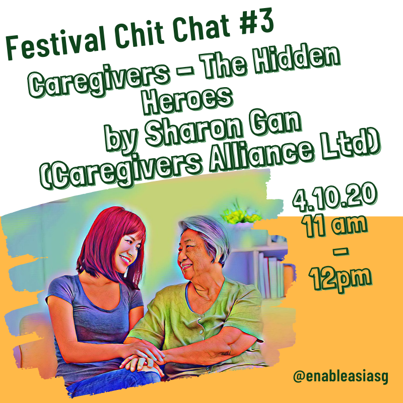 Festival Chitchat#3: Caregivers – The Hidden Heroes